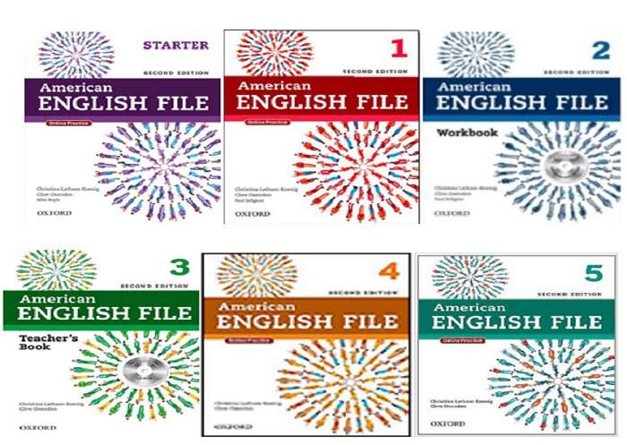 مجموعه آموزشی American File