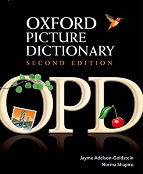 دیکشنری Oxford Picture Dictionary