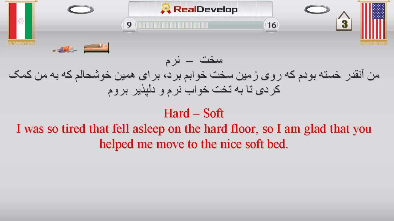 آموزش زبان Real Develop