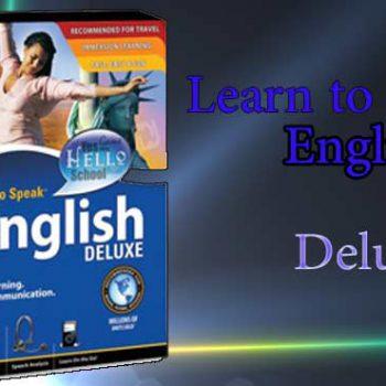 مراحل نصب نرم افزار آمورشی Learn to Speak English